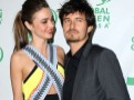 Photos : Miranda Kerr et Orlando Bloom : so glamour et tendrement complices pour une soirée écolo !