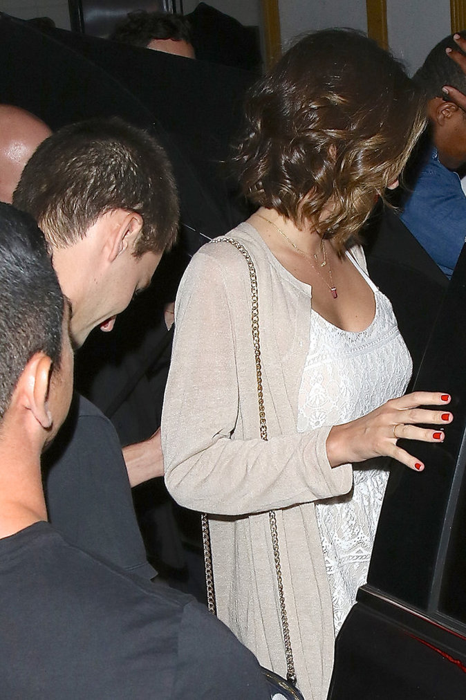 Miranda Kerr et Evan Spiegel à Santa Monica le 23 juillet 2016