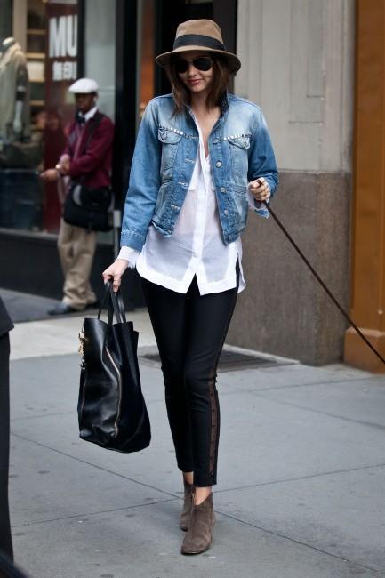 Miranda Kerr : une top qui a du swagg !