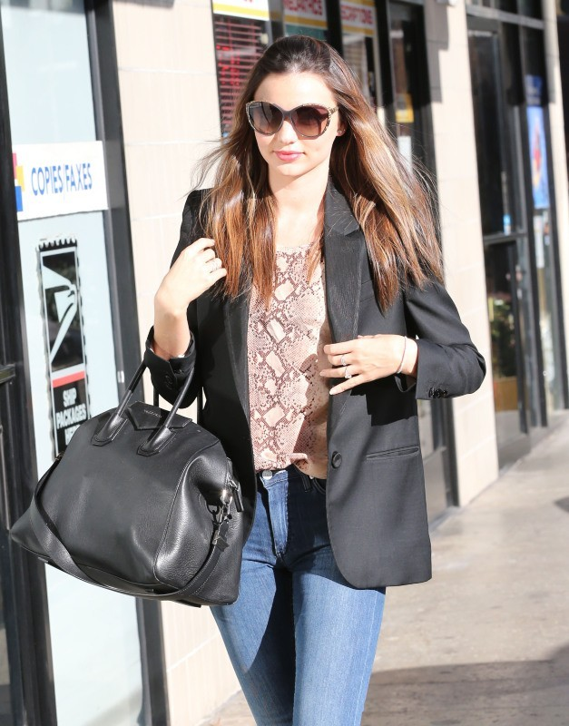 Miranda Kerr le 21 janvier 2013 à West Hollywood