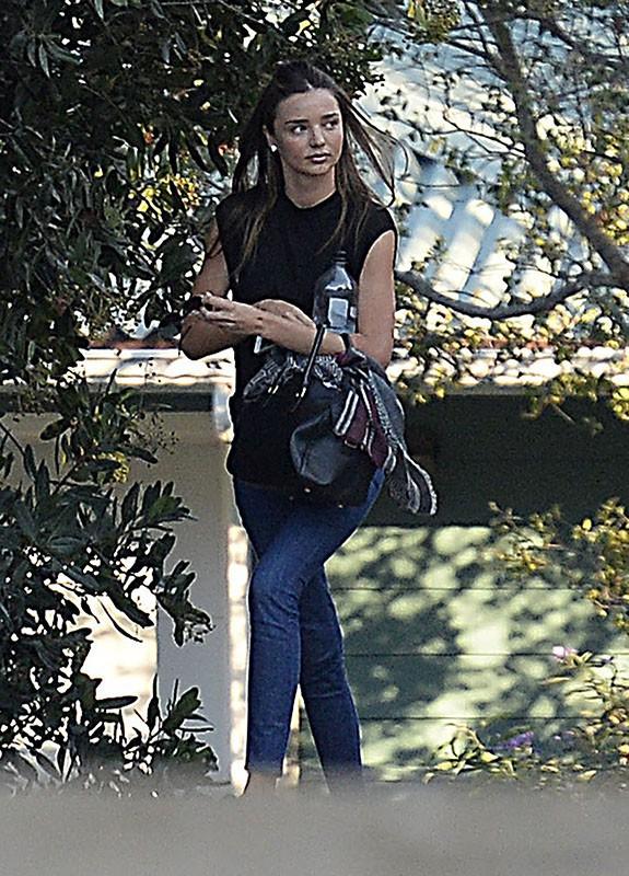 Miranda Kerr recommence sa vie loin d'Orlando Bloom...enfin, pas tant que ça !