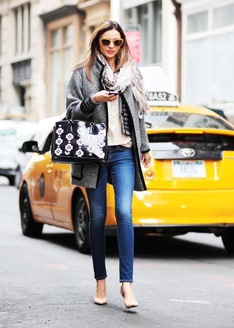 Miranda Kerr le 30 novembre 2012 à New York