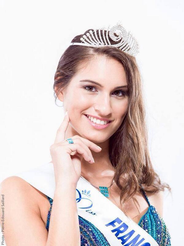 Camille Duban - Miss Franche-Comté