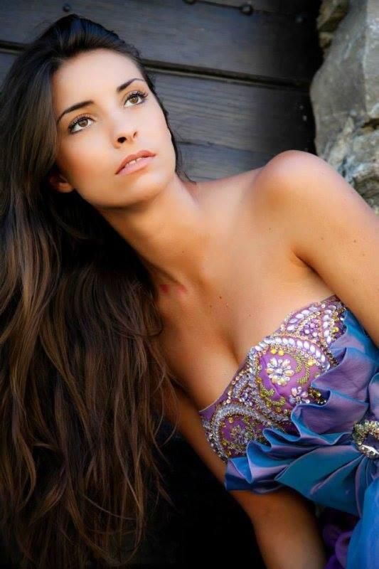 Cécilia Napoli - Miss Corse