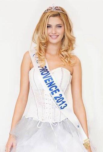 Laëtizia Penmellen - Miss Provence