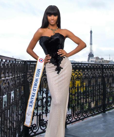 Photos : Miss Monde 2016 : mais qui est Morgane Edvige la candidate française ?