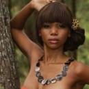 Miss Haiti, Ketsia Lioudy ICIENA, 19 ans
