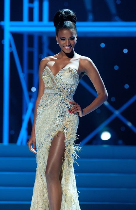 Une Angolaise élue Miss univers pour la première fois !
