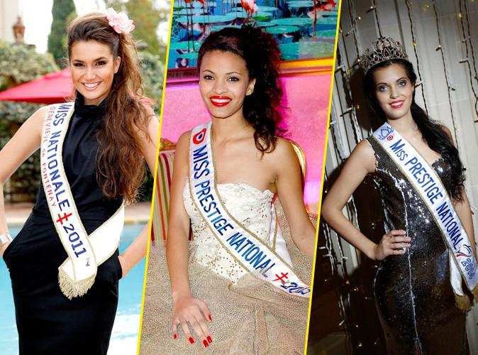 Miss Prestige National : de Barbara Morel à Marie-Laure Cornu, laquelle préférez-vous ?