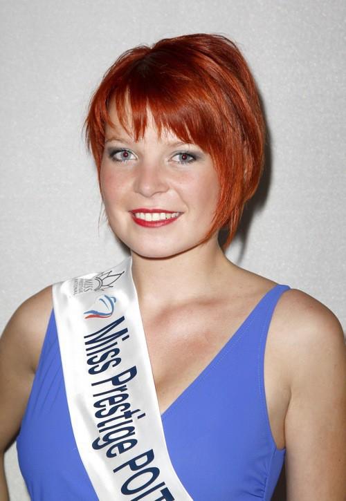 Miss Prestige Poitou-Charentes: Lina Fournigault