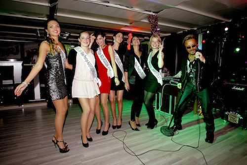 Photos : Miss Prestige National : les prétendantes relâchent la pression en Corse avant le stress de l'élection !