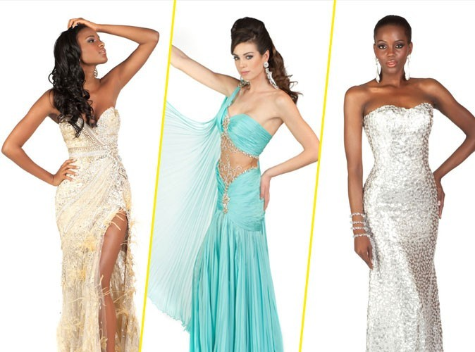 Photos : Miss Univers 2011 : découvrez les candidates en robes de soirée !