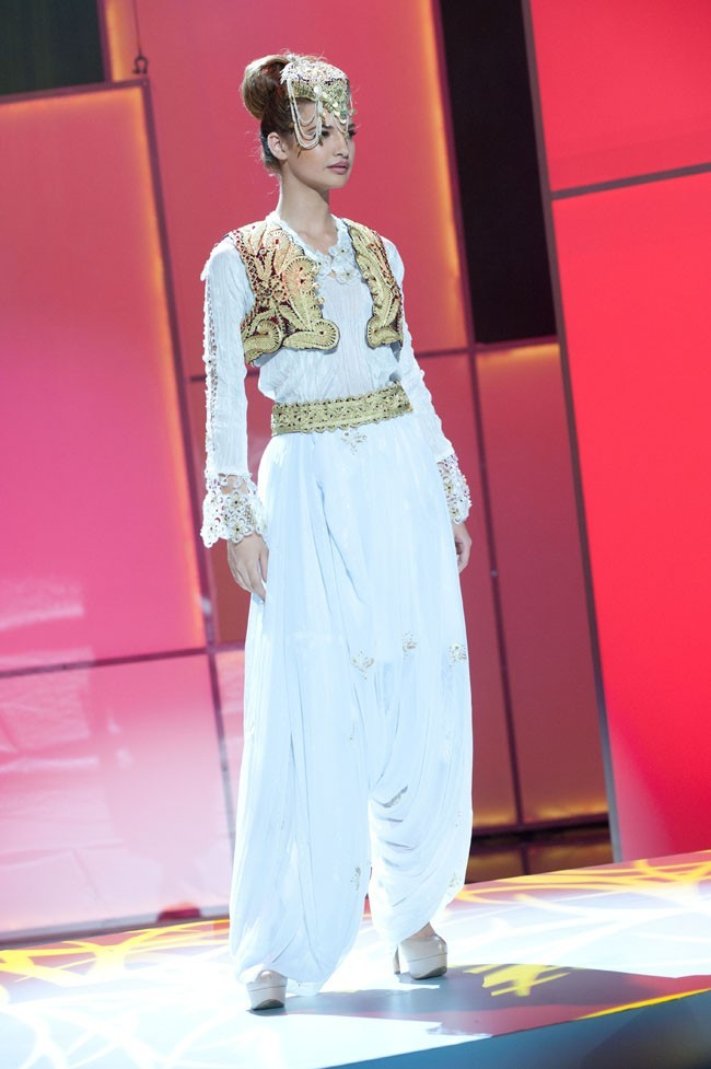 Miss Albanie