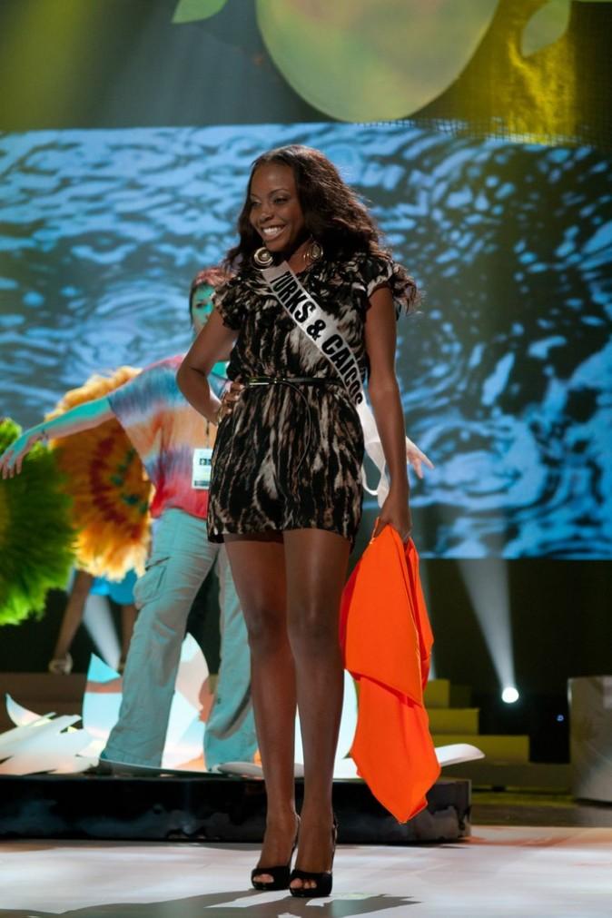 Miss îles Turques-et-Caïques