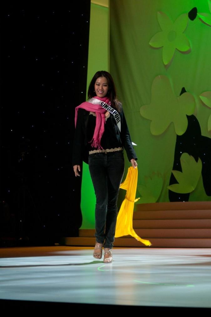 Miss Singapour