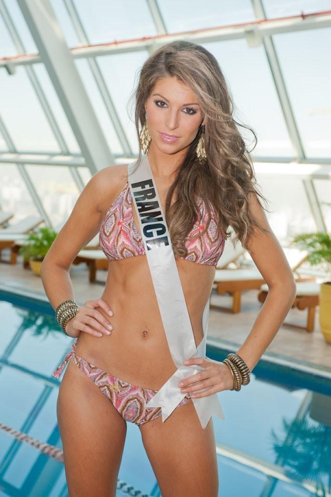 Portera-t-elle bientôt l'écharpe de Miss Univers ?