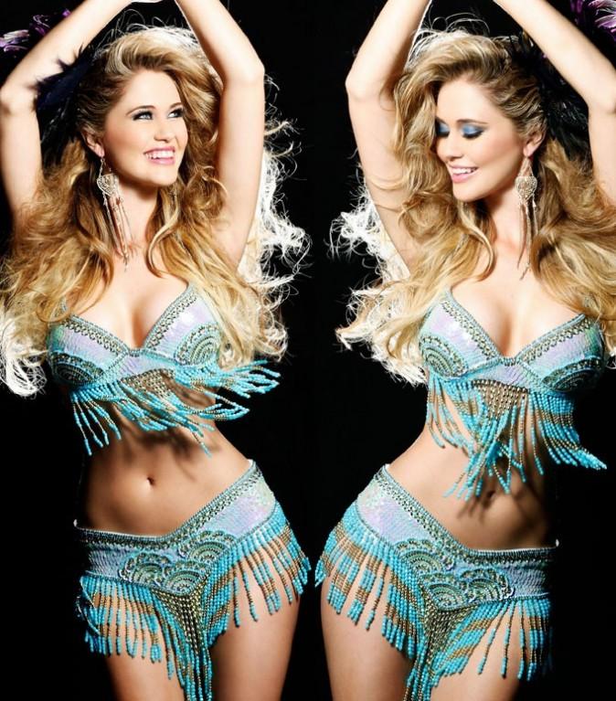 La superbe Miss Australie
