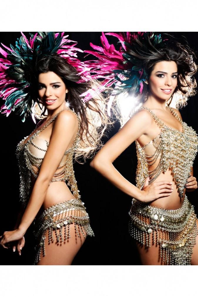 La très caliente Miss Liban