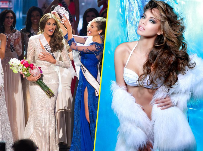 Miss Univers 2013 : Miss Venezuela couronnée, Hinarani De Longeaux éliminée dès le premier tour !