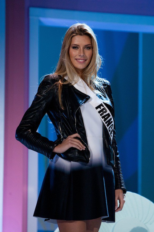 Photos : Miss Univers : Camille Cerf : dernière répétition et découverte de la couronne !