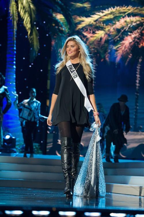 Photos : Miss Univers : dernière répétition et découverte de la couronne !