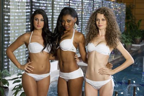 Miss Liban, Miss Gabon, Miss Roumanie