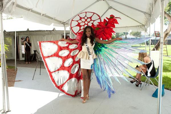 Miss Trinidad & Tobago