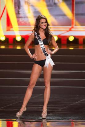 Miss Trinité et Tobago