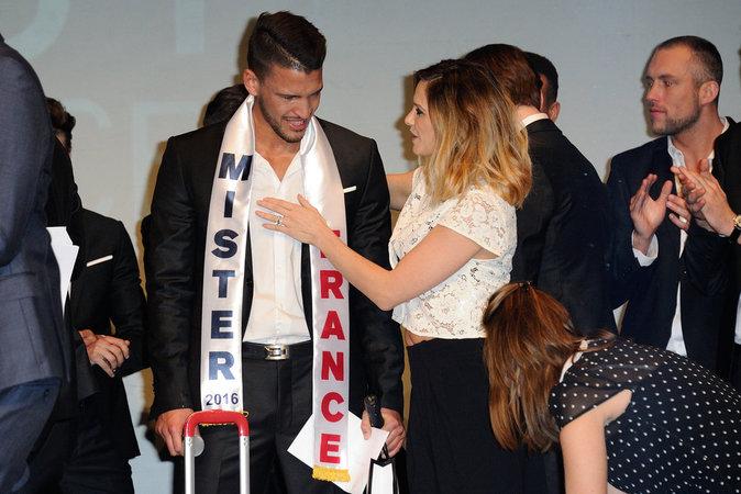 Clara Morgane recompense Selim Arik, Mister France 2016