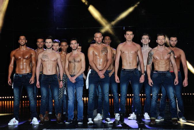 les candidats de Mister France 2016