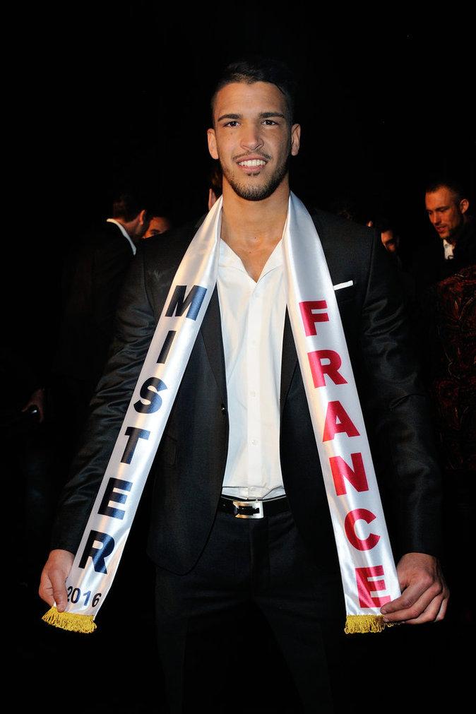Selim Arik, Mister France 2016