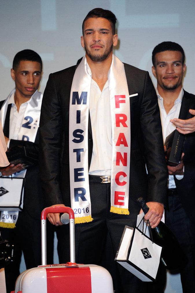Selim Arik, Mister France 2016 en larmes