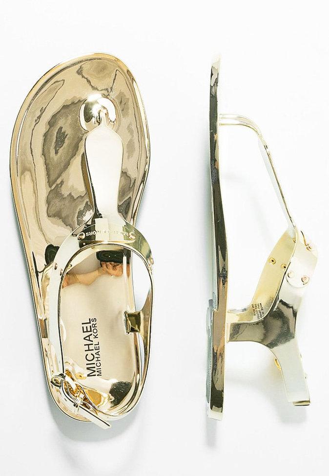 Sandales : Michael Kors sur sarenza.com - 60€