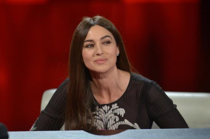 Photos : Monica Bellucci : à 50 ans, elle resplendit à Milan !