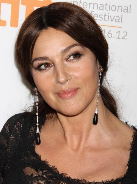 Monica Bellucci lors du Festival international du Film de Toronto, le 12 septembre 2012.
