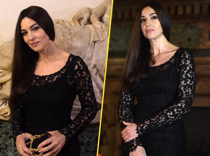 Monica Bellucci : encore une d�monstration de style et d'�l�gance !