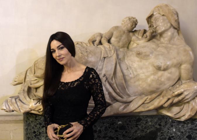 Monica Bellucci le 19 mars 2015