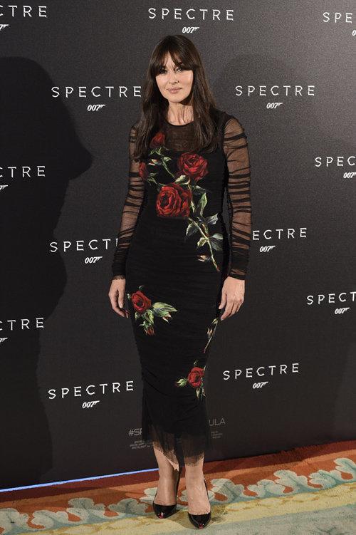 Monica Bellucci et Daniel Craig : un duo de choc pour la promotion de Spectre !
