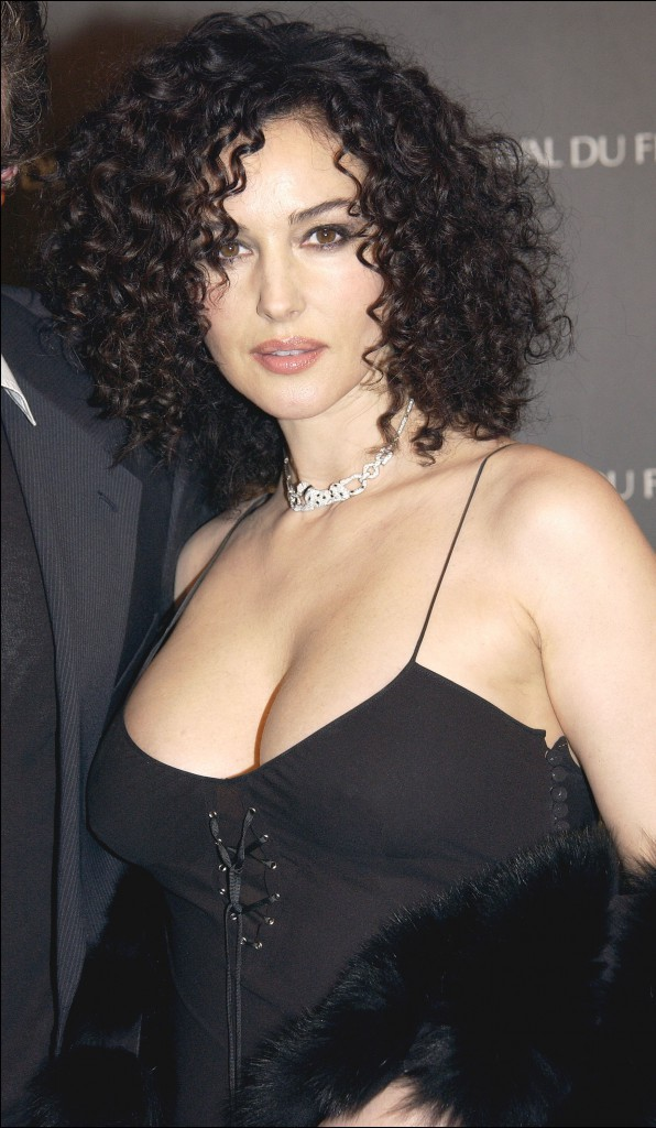 Monica Bellucci en 2004