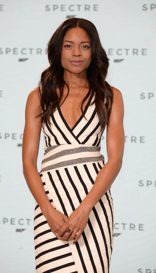 Naomie Harris lors du photocall de Spectre, le nouveau James Bond, le 4 décembre 2014 !
