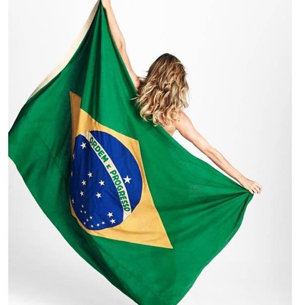 Brésilienne et fière de l'être !