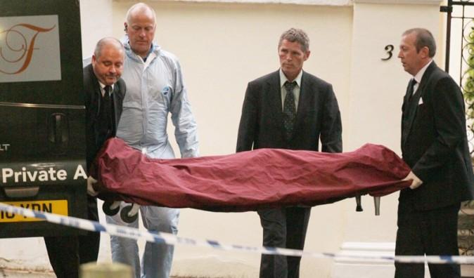 Son corps inaminé a été découvert hier après-midi ...