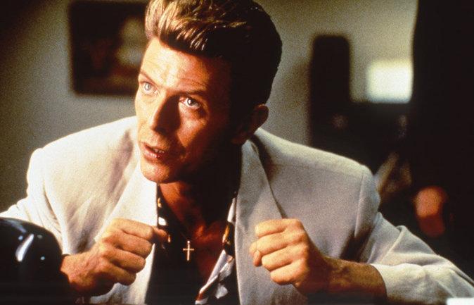 David Bowie acteur