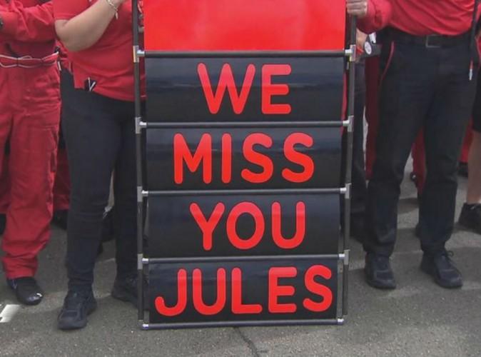 Mort de Jules Bianchi : le monde de la F1 et ses proches rassemblés pour lui rendre un vibrant hommage en Hongrie