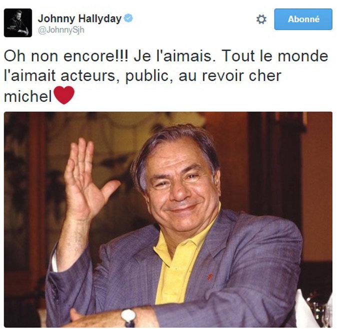 Mort de Michel Galabru : les stars lui rendent hommage