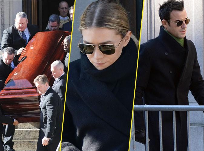 Mort Philip Seymour Hoffman : Ashley Olsen, Justin Theroux, Julianne Moore... Les stars sont venues en masse pour lui adresser un dernier adieu...