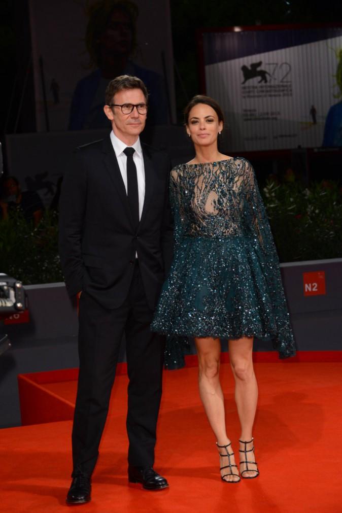 Mostra de Venise : Bérénice Bejo et Michel Hazanavicius : Couple glamour et distingué sur le tapis rouge !