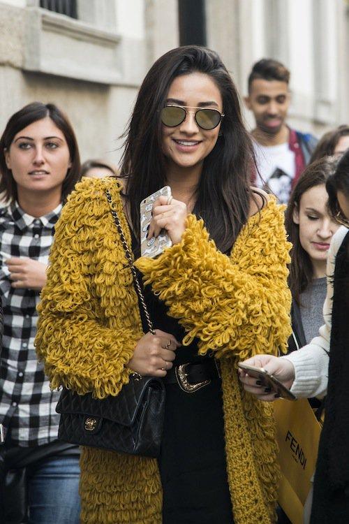 Photos : MTV EMA 2015 : Shay Mitchell et Ashley Benson : des Pretty Little Liars à l'assaut de Milan !