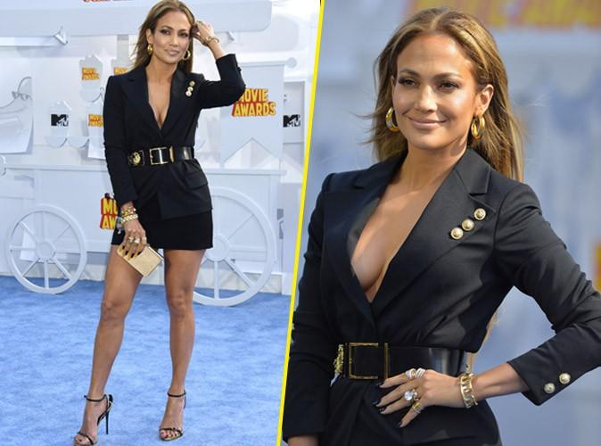 MTV Movie Awards 2015 : Jennifer Lopez, la bomba latina a encore frapp� !