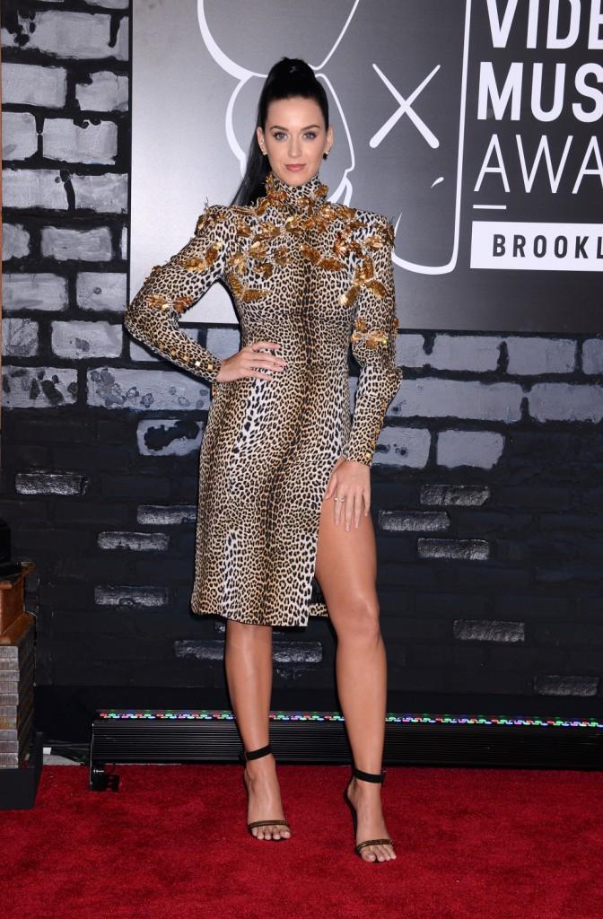 10/ Katy Perry : elle clôture la cérémonie de façon ultra-sauvage